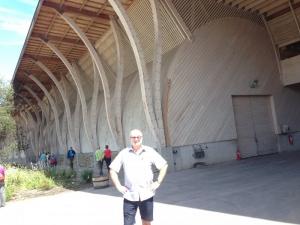 2015 10 25 Santiago de Chile Weingut Perez Cruz