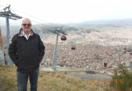 2015 11 02 La Paz Höchstgelegener Zivilflughafen der Welt