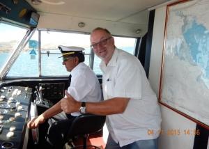 2015 11 04 Fahrt auf dem Titicacasee