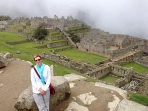 2015 11 08 Machu Picchu Höhepunkt erreicht