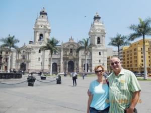 2015 11 10 Lima wunderschöner Hauptplatz