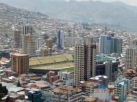 2015 11 03 La Paz Fussballstadion