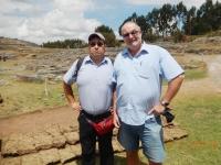 2015 11 07 Cuzco Inka Ausgrabung Saqsayhuaman