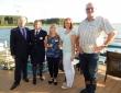 Reiseweltteam mit Hotel und Kreuzfahrtdirektorin