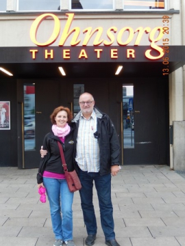 Das berühmte Ohnsorg Theater