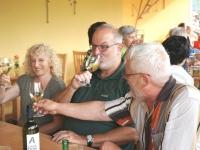 Weinheuriger Aichinger in Hilkering