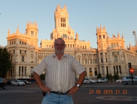 27 05 Neues Rathaus von Madrid