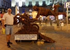 27 05 Plaza del Sol - unbeschreibliche Kunst