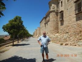 28 05 UNESCO Altstadt von Avila und Kirchen außerhalb der Stadtmauer