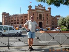 2015 05 30 Madrid Stierkampfarena