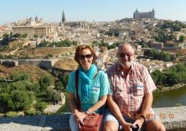 30 05 Vor der Altstadt von Toledo