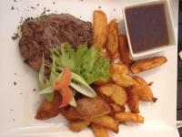 Mittagessen Sopron