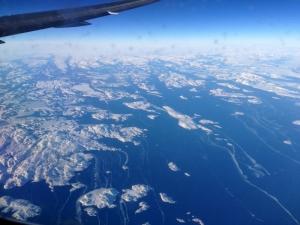 2015 12 08 Flug über Neufundland