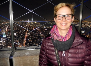 2015 12 10 Blick vom Empire State Building