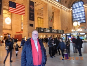 2015 12 10 New York Grand Central Terminal Größter Bahnhof der Welt