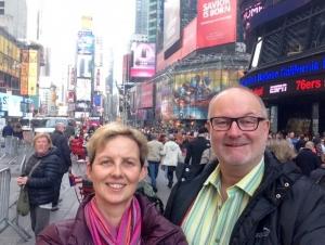 2015 12 11 Letztes Foto vom Times Square