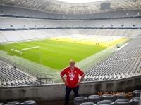 Allianz Arena immer wieder gewaltig