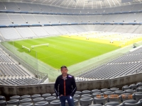 Otto in der Allianz Arena