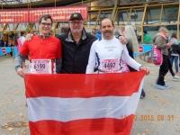 Drei Oberösterreicher im Einsatz