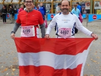 Zwei Oberösterreicher im Einsatz