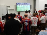 Im Foyer sehen wir das Spiel