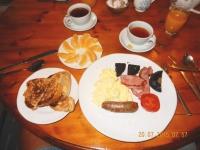 Frühstück full englisch
