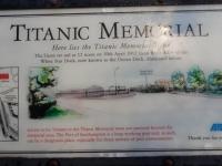 Southampton  Titanic Gedenkstein