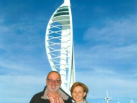 2015 07 20 Portsmouth Spinnaker Tower