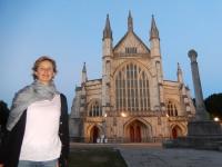 19 07 Winchester Kirche