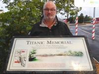 20 07 Southampton Titanic Gedenkstein