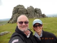22 07 Dartmoor Haytor Rock