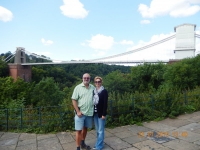 25 07 Clifton Suspension Bridge