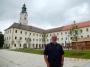 Innenhof Kloster Aldersbach