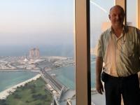 2016 10 26 Abu Dhabi Besuch Etihad Towers 2