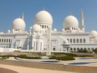 2016 10 26 Abu Dhabi Scheich Zayed Moschee_einfach wunderschön