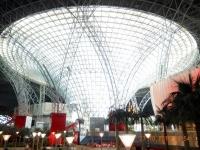 2016 10 27 Abu Dhabi Ferrari World grösster überdachter Themenpark der Welt 1