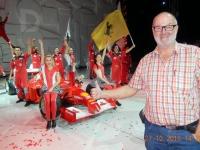 2016 10 27 Abu Dhabi Ferrari World mit toller Show