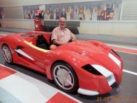 2016 10 27 Abu Dhabi Ferrari World_geht auch etwas langsamer