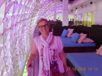 2016 10 27 Abu Dhabi Yas Viceroy Hotel mit Dachterrasse