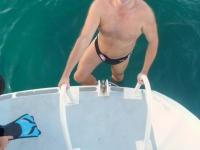 2016 10 29 Erstes Baden auf den Seychellen
