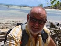 2016 11 02 Schildkröteninsel Curieuse_auch grosse Spinnen gibt es hier