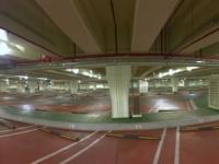 2016 10 26 Abu Dhabi Sheik Zayed Moschee_kleine Garage unterhalb der Moschee wie in einem Stadion
