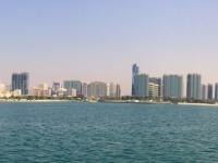 2016 10 26 Abu Dhabi Skyline