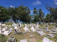 2016 11 01 La Digue Privatfriedhof der ersten Siedler