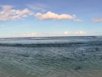 2016 11 05 Mahe Strand nahe unserem Appartement
