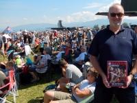 Das FC Bayern Magazin an ungewöhnlichen Orten der Welt