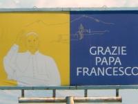 2016 10 16 Erinerung an den heurigen Papstbesuch