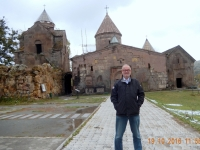 2016 10 19 Dilijan Kloster Goschawank