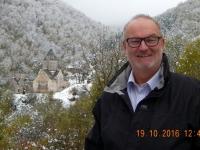 2016 10 19 Dilijan Mitten im Wald Kloster Haghartsin