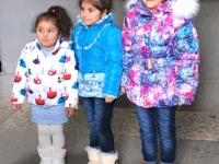 2016 10 20 Garni Sonnentempel Armenische Mädchen